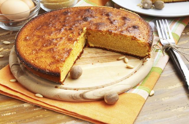 Gâteau mexicain au maïs - Photo par Bérengère