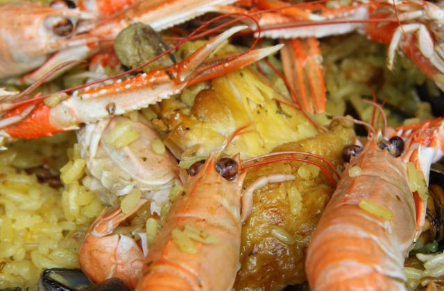 Paella (la meilleure) - Photo par coocooningcook