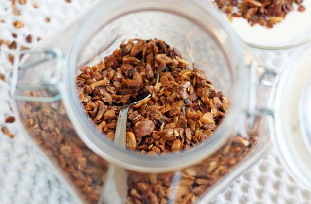 Granola salé - Photo par 750g