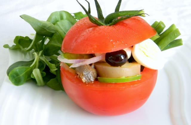 Tomates niçoises - Photo par sophie