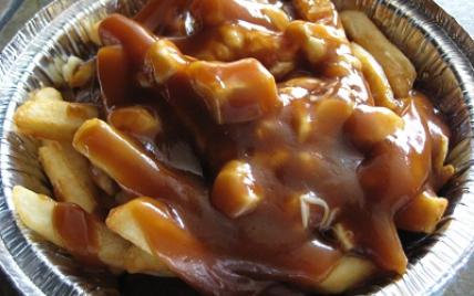 La sauce poutine (plat québécois) - Photo par Membre_485434
