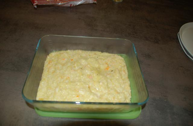 Risotto de courgettes au Surimi Thermomix - Photo par goux-hequet