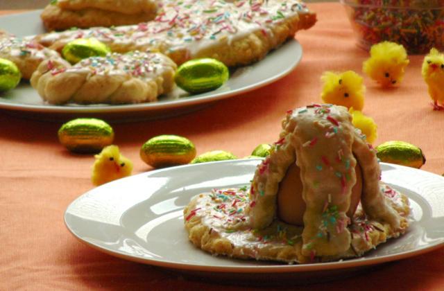 Scarcelle de Pâques - Photo par L'Italie dans ma cuisine