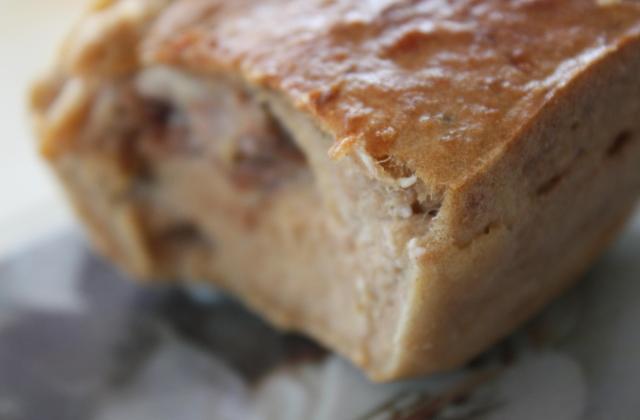 Pain de thon moelleux (sans gluten) - Photo par marinazb