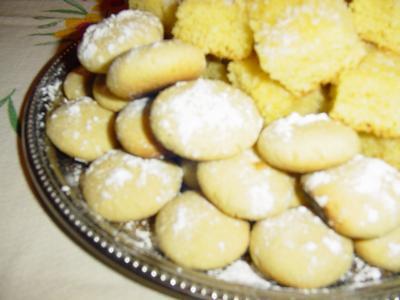 Petits macarons orientaux - Photo par danielV4y