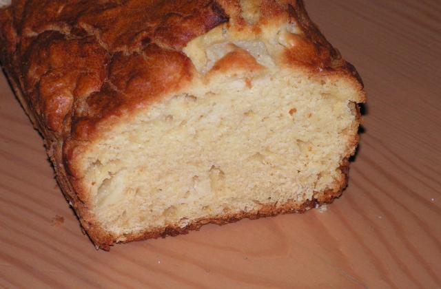 Cake poire et gingembre - Photo par kekeli