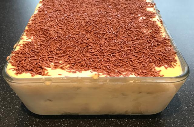 Gâteau Moka - Photo par ZeNel