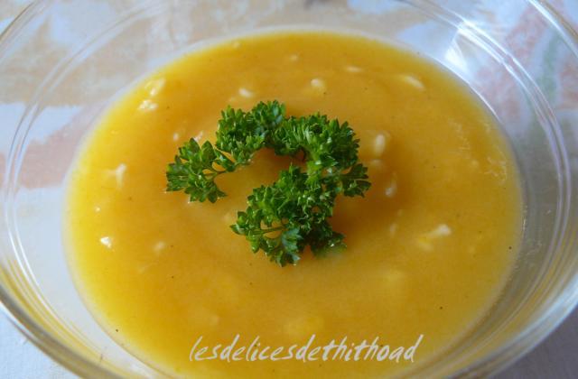 Soupe de potiron bon marché - Photo par Communauté 750g
