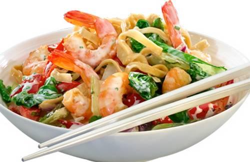Scampis au wok - Photo par philad3