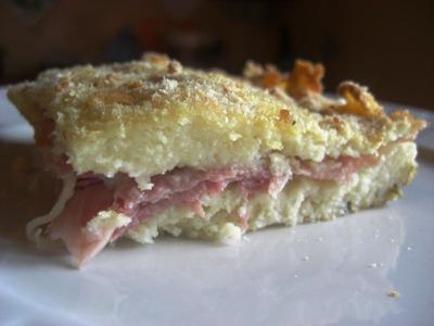Gâteau de pommes de terre maison - Photo par stellalibera