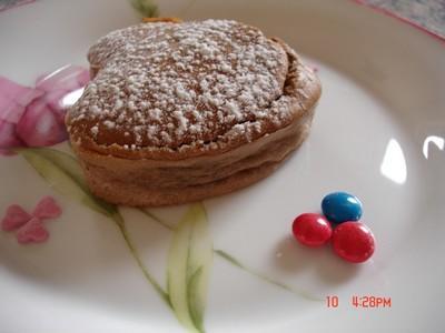 Gâteau chocolat - pomme de terre - Photo par isabelWmf