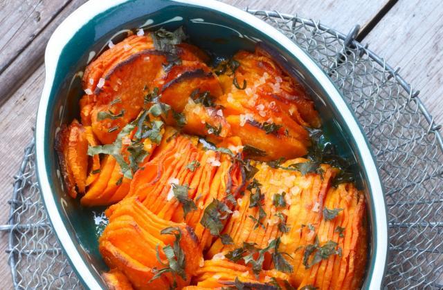 Tian de patates douces - Photo par 750g