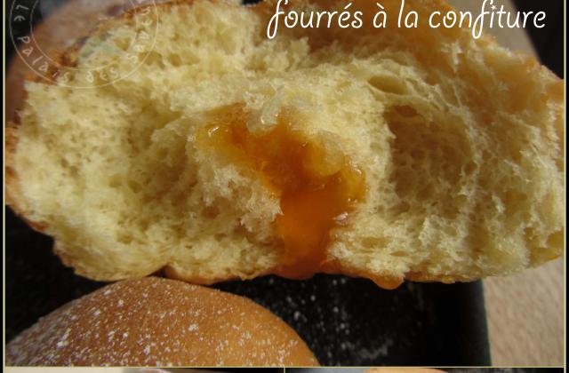 Beignets au four fourrés à la confiture - Photo par vgonza