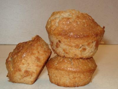Muffins à la crème de marron classiques - Photo par titcep