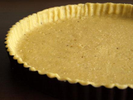 Pâte à tarte sablée sucrée à la fève tonka - Photo par Cookismo
