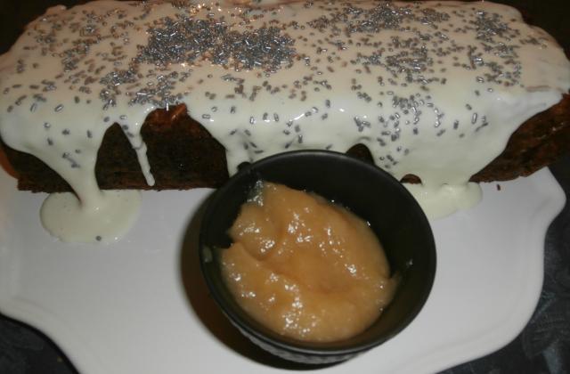 Apple cake - Photo par MyCulinaryCurriculum