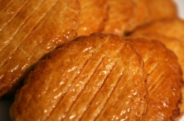 Petits sablés (Polonais) - Photo par thom12