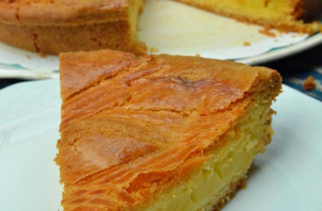 Gâteau basque traditionnel - Photo par stephaTqh