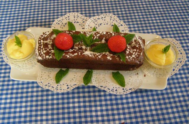Gâteau sans œufs à ma façon - Photo par findv