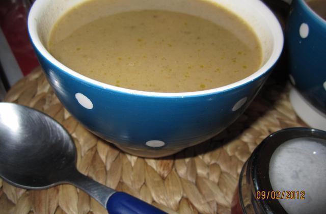 Soupe de légumes inratable - Photo par soumaya002