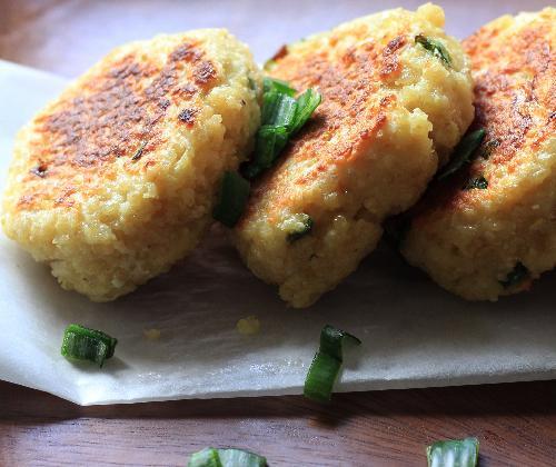 Croquettes de quinoa - Photo par nanoudK
