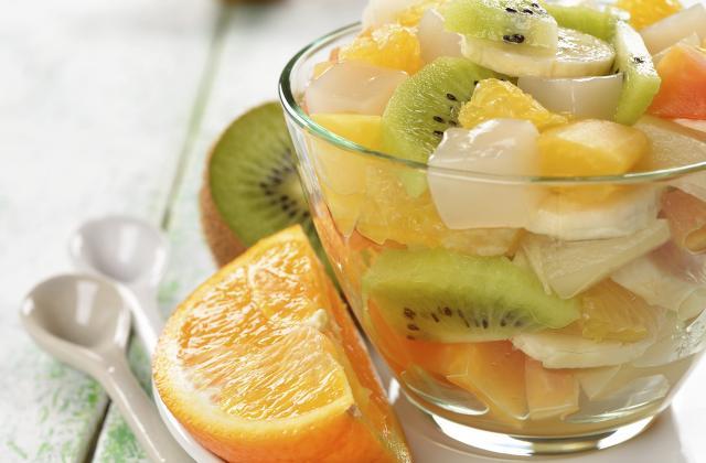 5 salades de fruits pour ensoleiller l'hiver - Photo par 750g