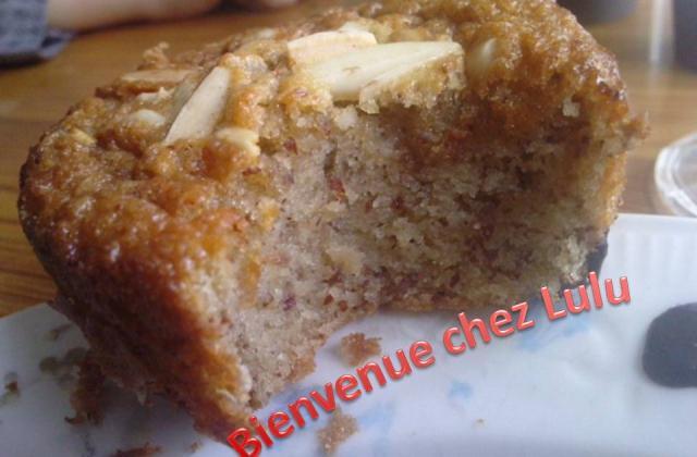 Muffins façon frangipane - Photo par ameliepoulain732