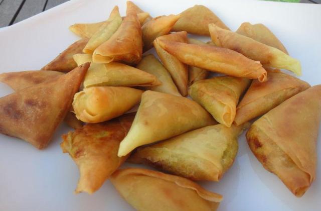 Samoussas Thon et Combawa, la cuisine de Nelly - Photo par Nellynelly