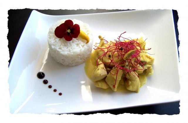 Poulet à la cardamome et main de Bouddha - Photo par audrey bureau