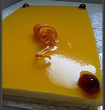 Bavarois mangue abricot - Photo par membre_253701
