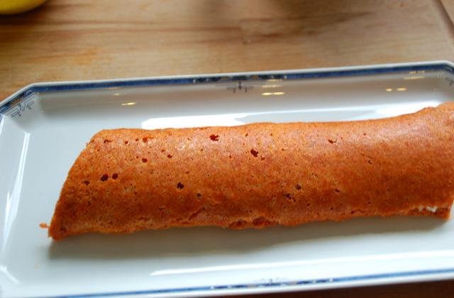 Roulé au paprika - Photo par goux-hequet