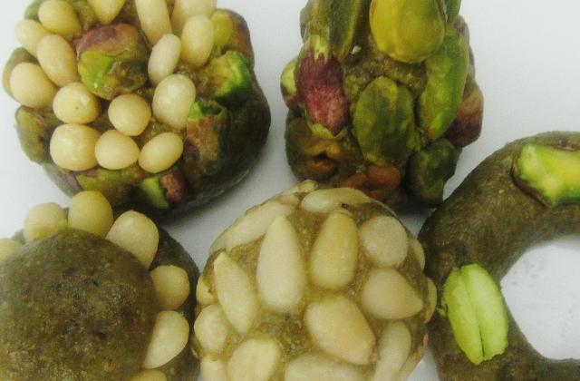 Pâtisserie tunisienne pistache - Photo par doigtsdefatma