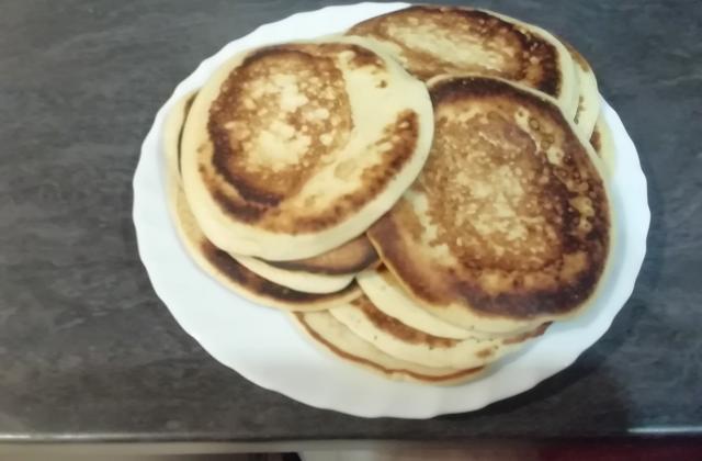 Pancakes nature - Photo par Nat Amazone