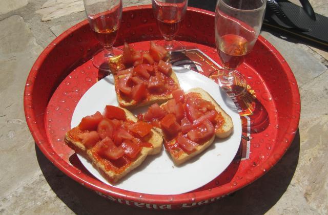 Crostinis tomates - Photo par duygu