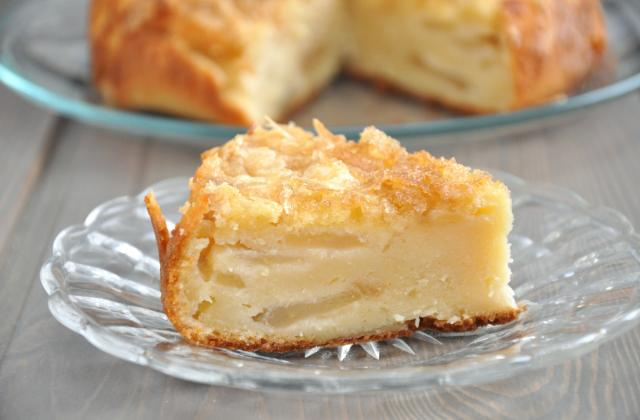 Gâteau aux pommes facile à réaliser - Photo par passiongourmande