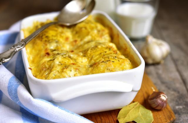 5 astuces pour sublimer un gratin de pommes de terre - Photo par 750g