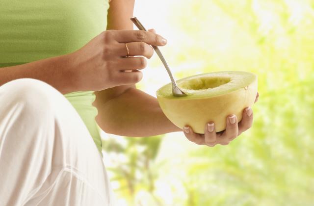 5 bonnes raisons de manger du melon - Photo par 750g