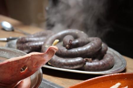 Soupe de boudin ( ou La jimbourra) - Photo par tupina