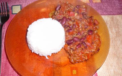 Chili con carne classique - Photo par angiegw