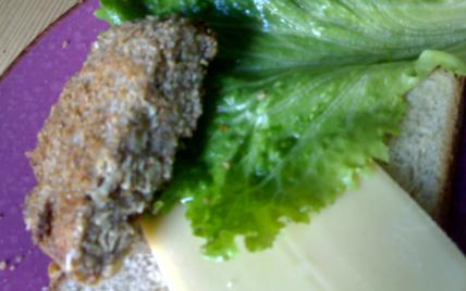 Burger de Tofu - Photo par oeuf2p