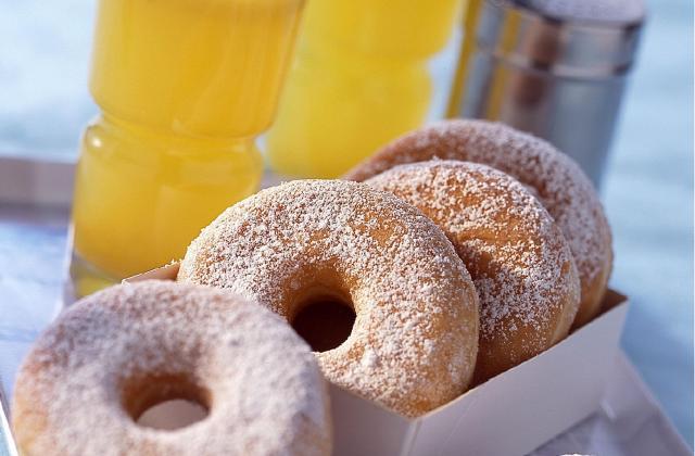Doughnuts - Photo par Cedus Le sucre