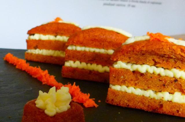 Carrot Cake ... made in USA ! - Photo par CookingFeeLili