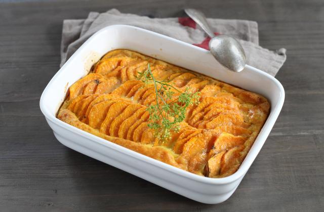 Gratin de patate douce aux épices - Photo par Silvia Santucci