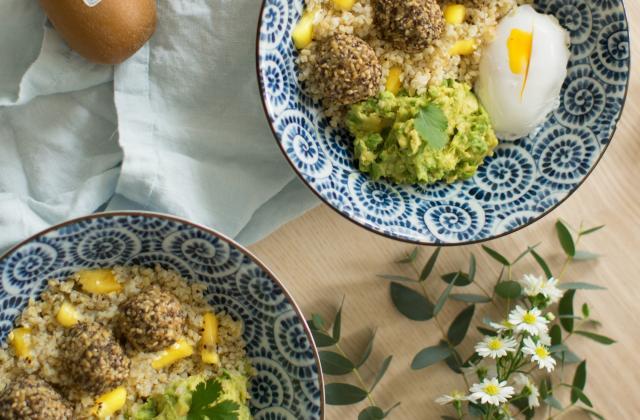 Le kiwi en 10 recettes parfaites - Photo par Bérengère
