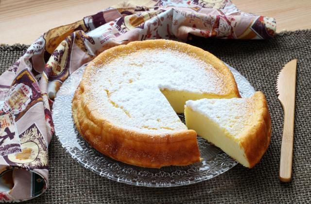 Cheesecake japonais aux 3 ingrédients - Photo par Silvia Santucci