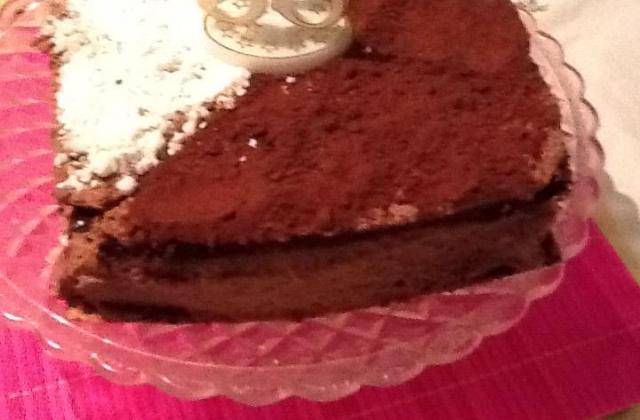 Trianon au chocolat - Photo par laféecuisinette
