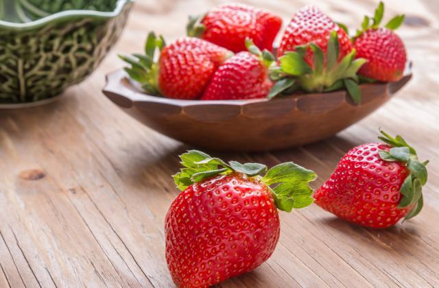 5 bonnes raisons de manger des fraises - Photo par 750g