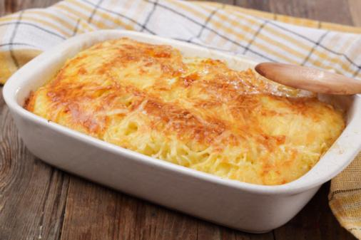 Gratin de pommes de terre et céleri rave au fromage râpé Bello Gratinato Giovanni Ferrari - Photo par 750g