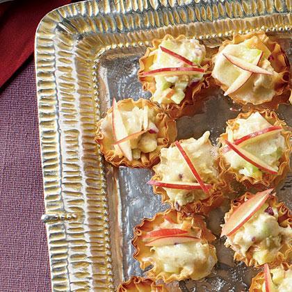 Mini fondues thon-pomme - Photo par cloe86