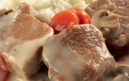 Blanquette de veau et sa sauce onctueuse - Photo par Cuisines en Fête